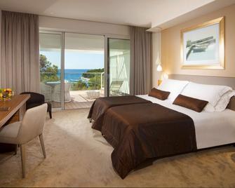 Hotel Bellevue - Mali Lošinj - Slaapkamer