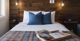 Snow Valley Lodging - Ферни - Спальня