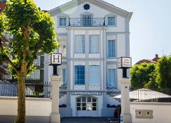Suite Home Pinares - Santander - Edificio