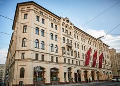 Hotel Vier Jahreszeiten Kempinski München - Monachium - Budynek