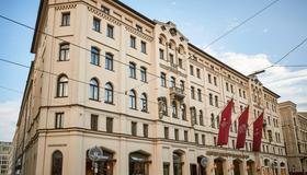 Hotel Vier Jahreszeiten Kempinski München - Múnich - Edificio