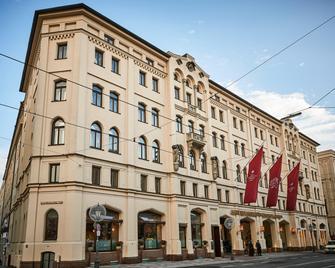 Hotel Vier Jahreszeiten Kempinski München - Мюнхен - Здание
