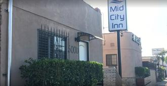 Mid City Inn - Los Angeles - Building