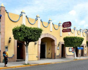 Hotel Tehuacan Casa Real - Tehuacán - Edificio