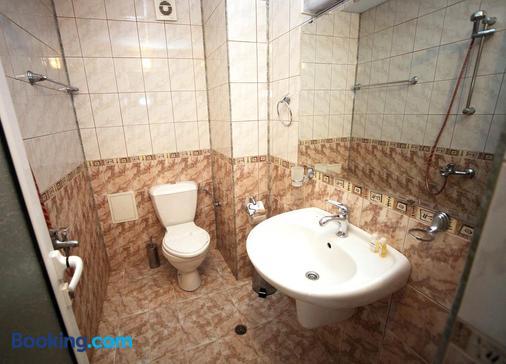 Hotel Bansko Sofia - Sofia - Bathroom