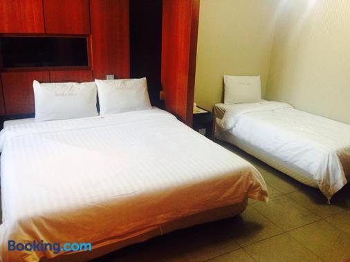 Bali Tourist Hotel - Seoul - Phòng ngủ