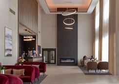 Carlton Hotel Dublin Airport - Cloghran - Lobby