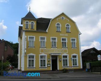Keglerbörse 'Haus Ida' - Kleef - Gebouw