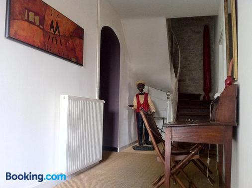La Cigaline - Carcassonne - Tiền sảnh