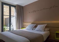 城堡酒店 - 迪南 - 迪南 - 臥室