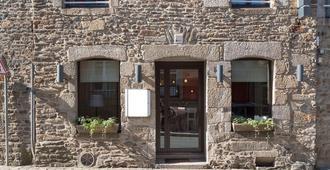 The Originals Boutique, Hôtel du Château, Dinan - Dinan - Bâtiment