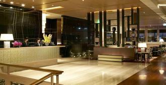 City Suites Taipei Nanxi - Taipé - Receção