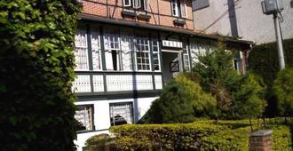 Hotel Hermann - Blumenau - Building