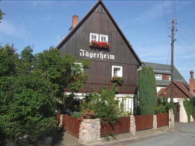 Jägerheim Löbsal - Niederlommatzsch - Building