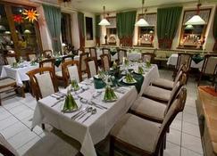 Hotel & Restaurant Kleinolbersdorf - Chemnitz - Restaurant