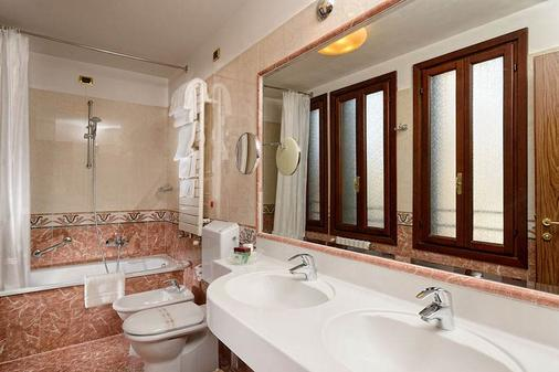Hotel Cavalletto e Doge Orseolo - Venice - Bathroom