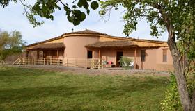 進攻冒險健康及生態旅館 - 聖佩德羅德阿塔卡馬 - 聖佩德羅·德·阿塔卡馬 - 建築