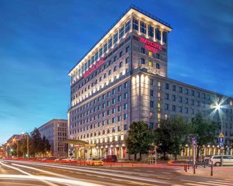 Mercure Warszawa Grand - Warsaw - Building