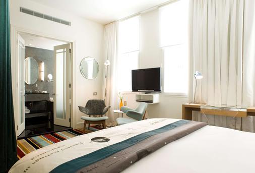 德佈雷特酒店 - 奥克蘭 - 奧克蘭 - 浴室