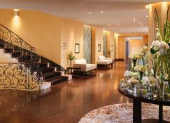 Le Richemond - Geneva - Lobby