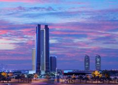 Dusit Thani Abu Dhabi - อาบูดาบี - วิวภายนอก