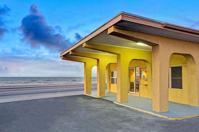 Knights Inn Galveston - Galveston - Rakennus