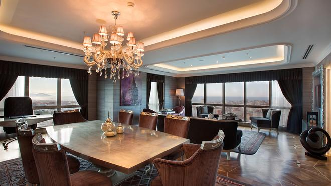 Dedeman Bostanci Istanbul Hotel & Convention Center - Istanbul - Dining room