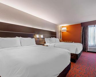 Holiday Inn Express Metropolis - Metropolis - Bedroom