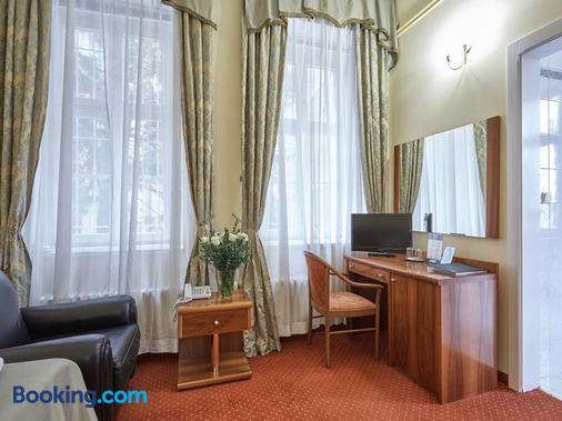 Park Spa Hotel Sirius - Carlsbad - Living room