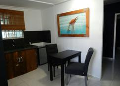City Inn Bonaire - Kralendijk - Essbereich