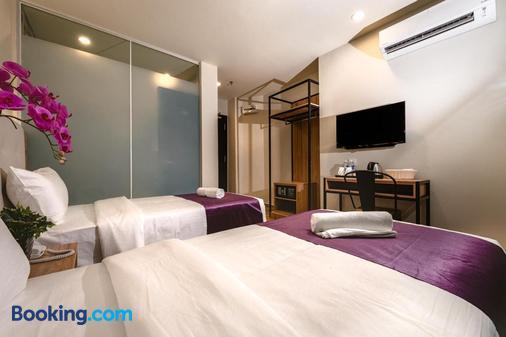 Big M Hotel - Kuala Lumpur - Bedroom
