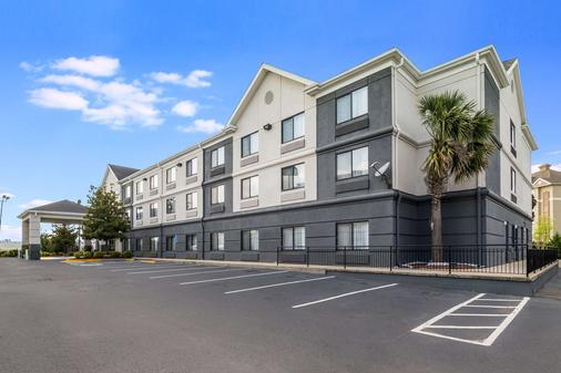 Quality Inn And Suites Augusta I-20 - Augusta - Building