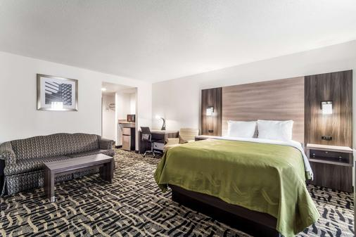 Quality Inn And Suites Augusta I-20 - Augusta - Makuuhuone
