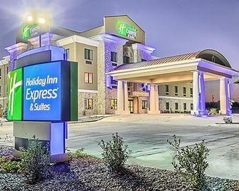 Holiday Inn Express & Suites Carrizo Springs - Carrizo Springs - Edificio