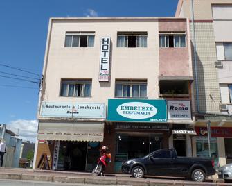 Hotel Roma - Itabira - Gebouw