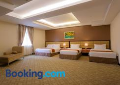 Hallmark Crown Hotel - Malacca - Κρεβατοκάμαρα