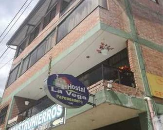 Hostal la Vega - La Vega - Gebouw