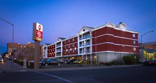 Best Western Plus City Center - Spokane - Toà nhà