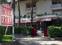 Hotel Friuli - Ліньяно-Сабб'ядоро - Building