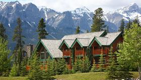 A Bear and Bison Country Inn - Canmore - Edificio