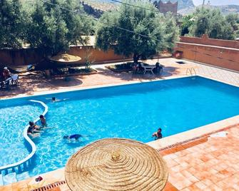 Hotel France Ouzoud - Ouzoud - Pool