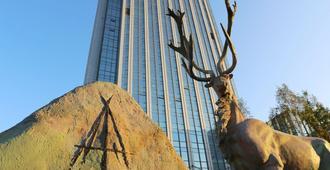 Aoluguya Hotel - Harbin - Building