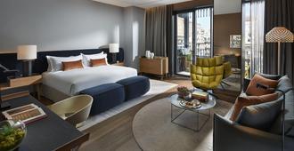 Mandarin Oriental, Barcelona - Barcelona - Schlafzimmer