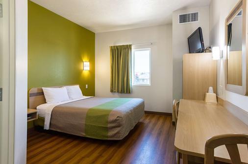 Motel 6 Cedar City - Cedar City - Bedroom