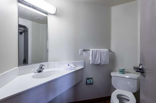 Motel 6 Cedar City - Cedar City - Bathroom