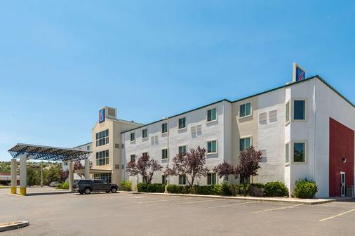 Motel 6 Cedar City - Cedar City - Building