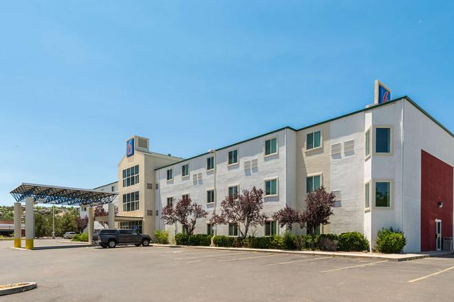 Motel 6 Cedar City - Cedar City - Edificio