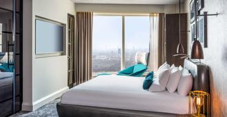 Novotel London Canary Wharf - London - Schlafzimmer
