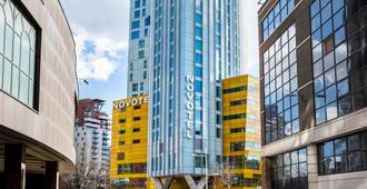 Novotel London Canary Wharf - London - Outdoor view