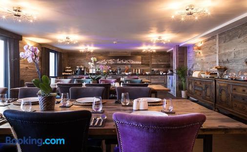 Hotel Le Farinet - Bagnes - Bar